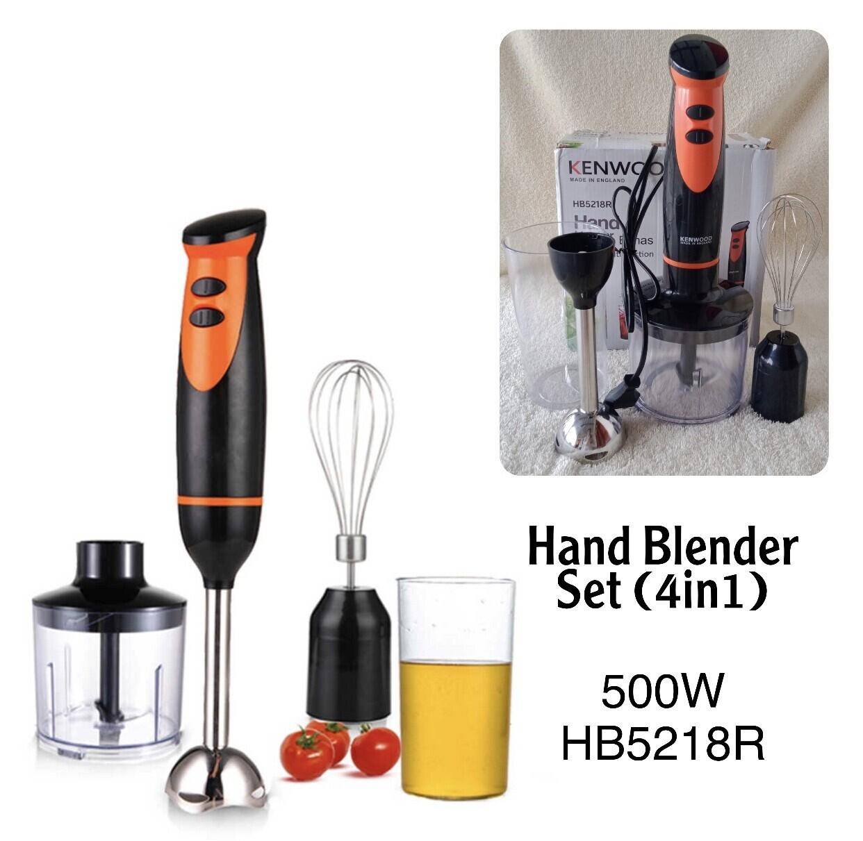 Blender Set (HB5218R)