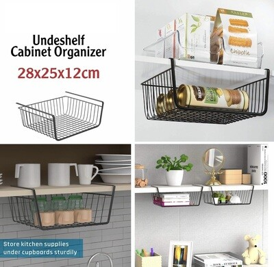 Cabinet Undershelf (28x25x12cm)