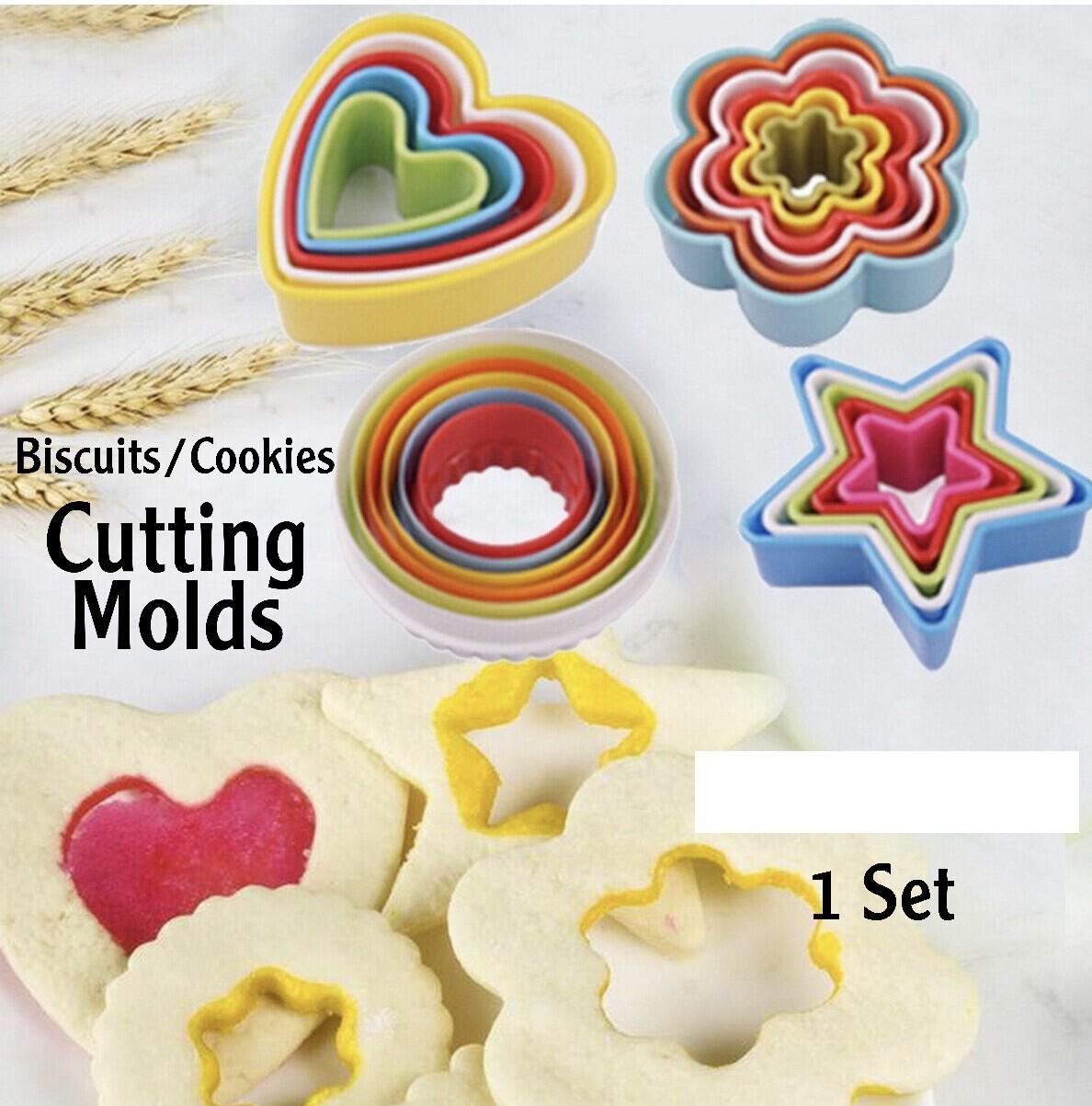 Biscuits/Cookies Molds