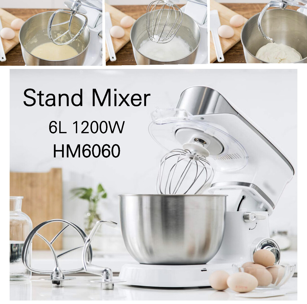 Stand Mixer HM8080