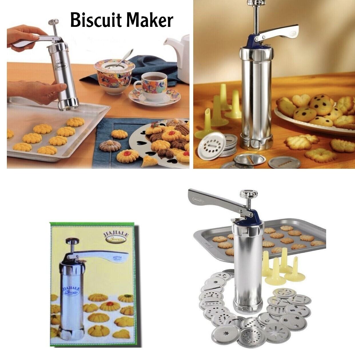 Biscuit Maker