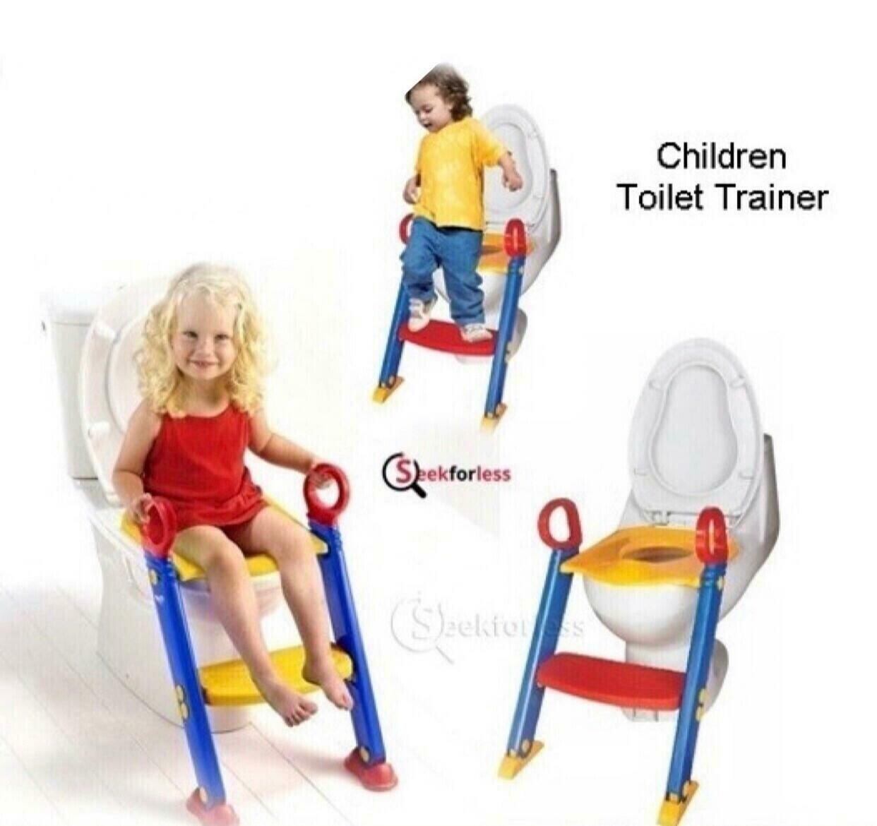 Children's Toilet Trainer
