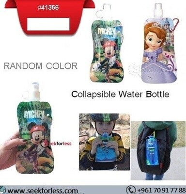 Collapsible Bottle For Kids