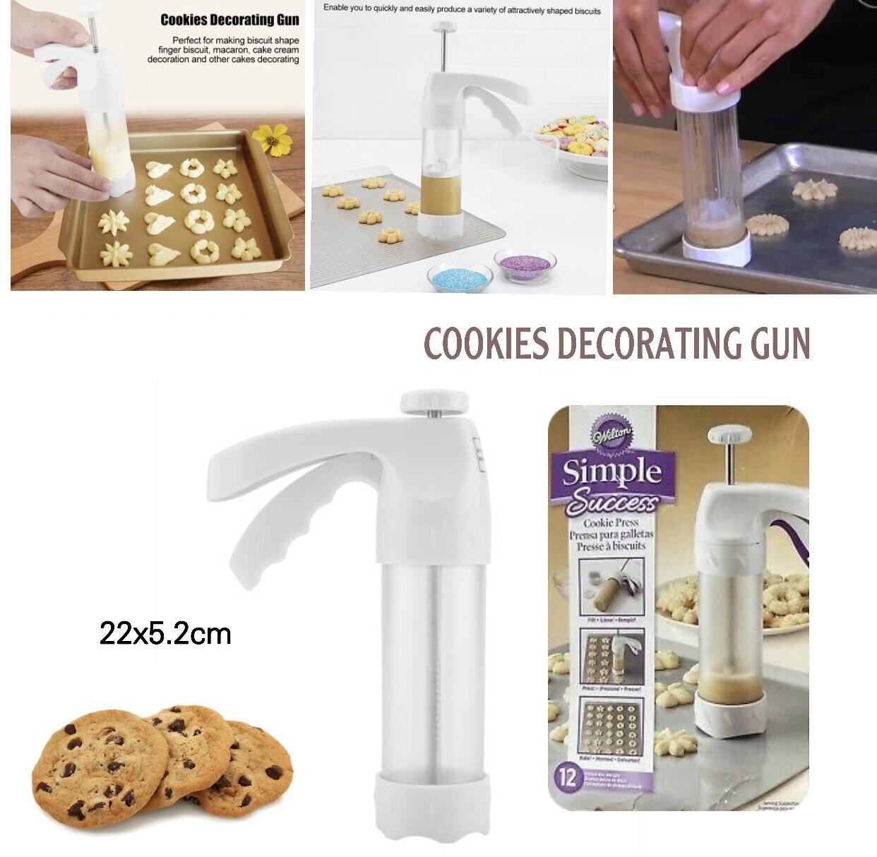Cookies Decorating Gun