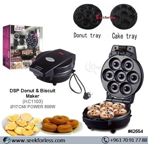 """DSP"" Donut/Biscuit Maker"
