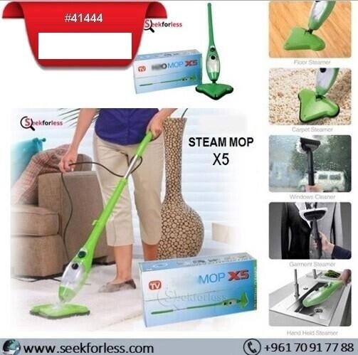 Electric Steam Mop X5