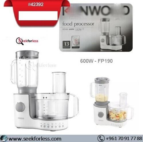 Food Processor FP190