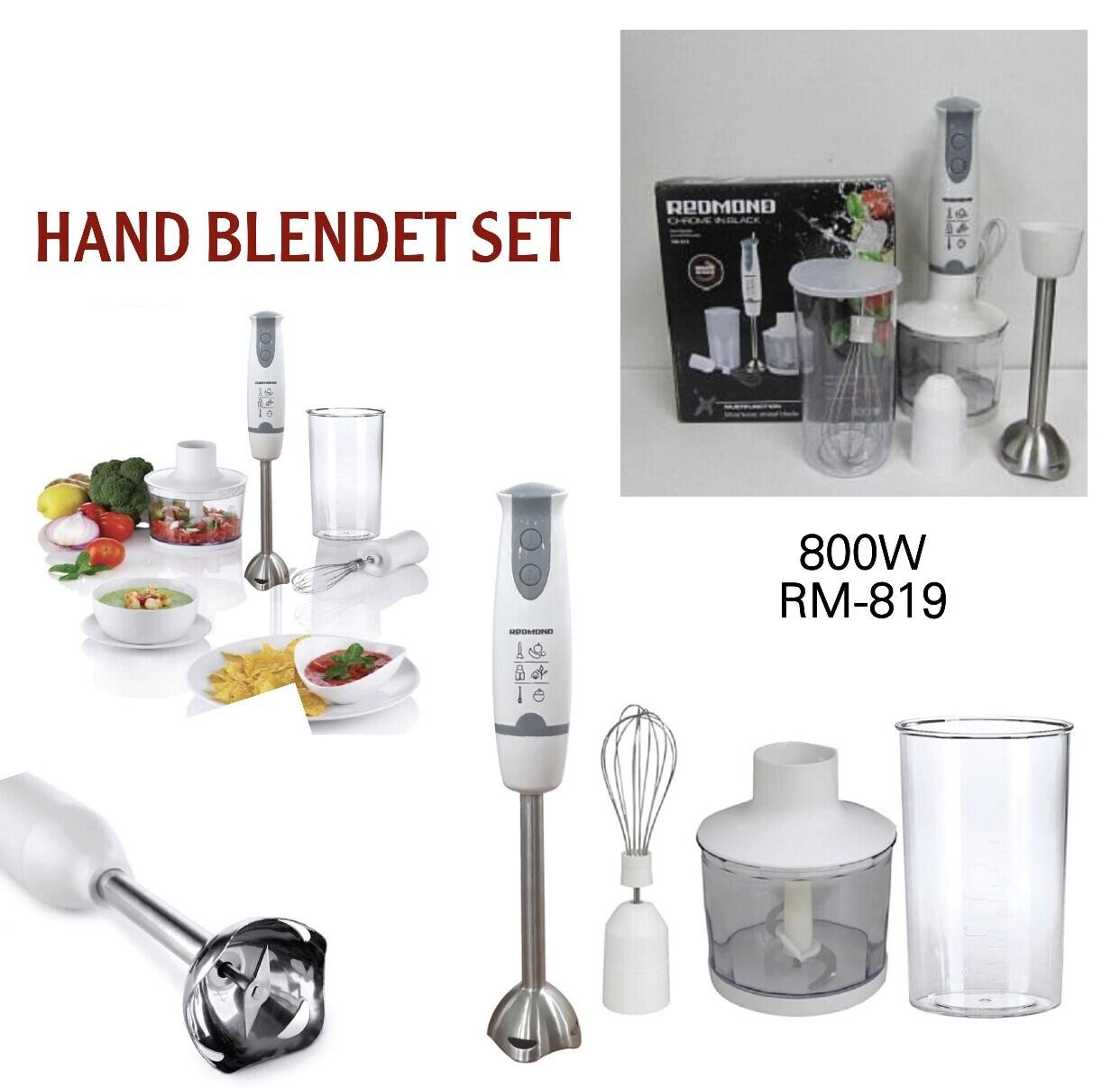 Hand Blender Set (RM-819)