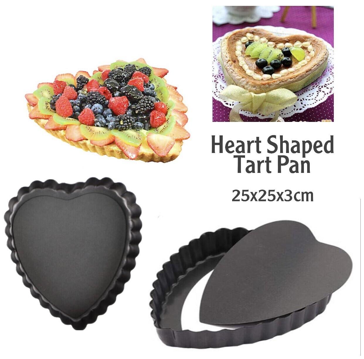 Heart Shaped Tart Pan