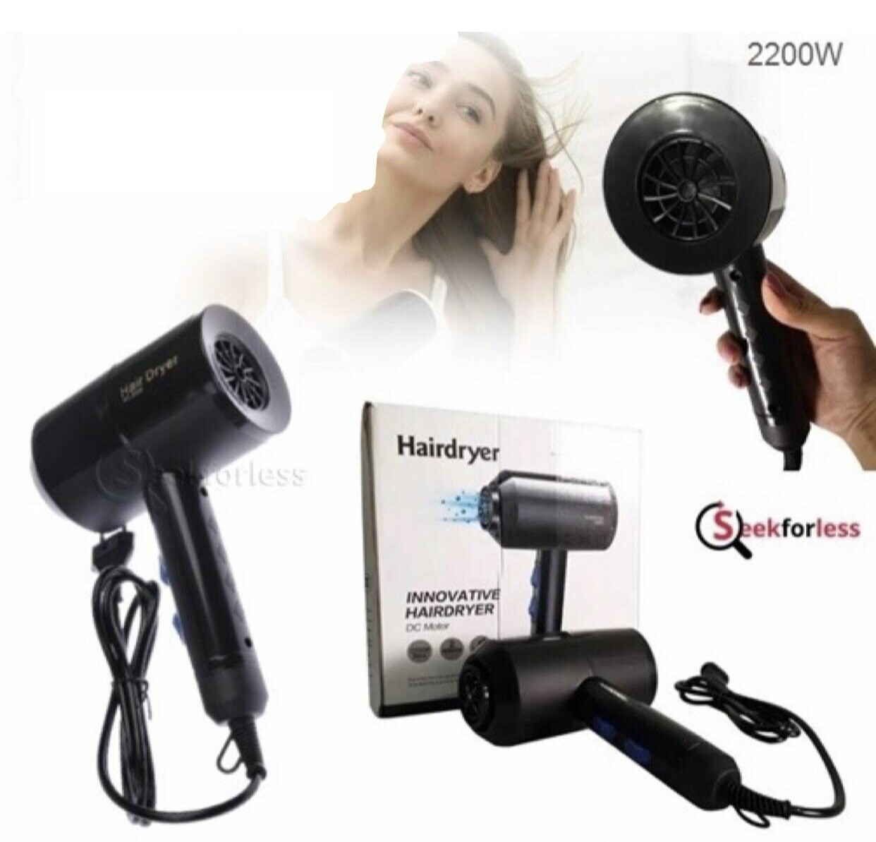 Innovative Hair Dryer