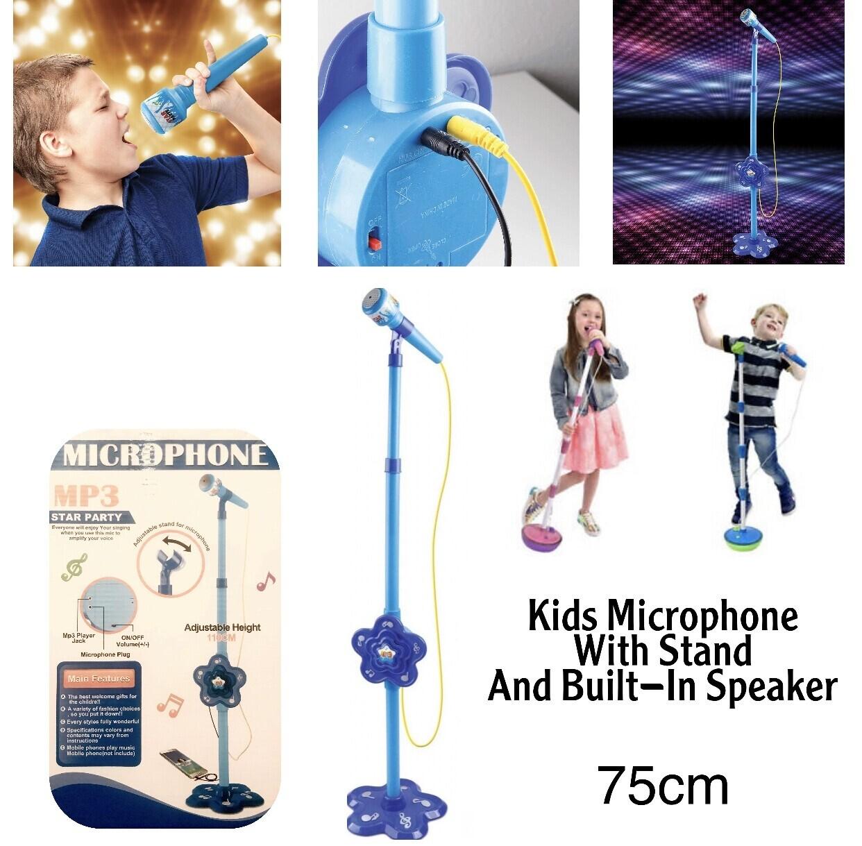 Kids Microphone Stand