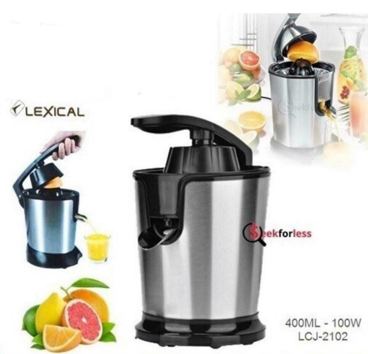 LEXICAL Citrus Juicer