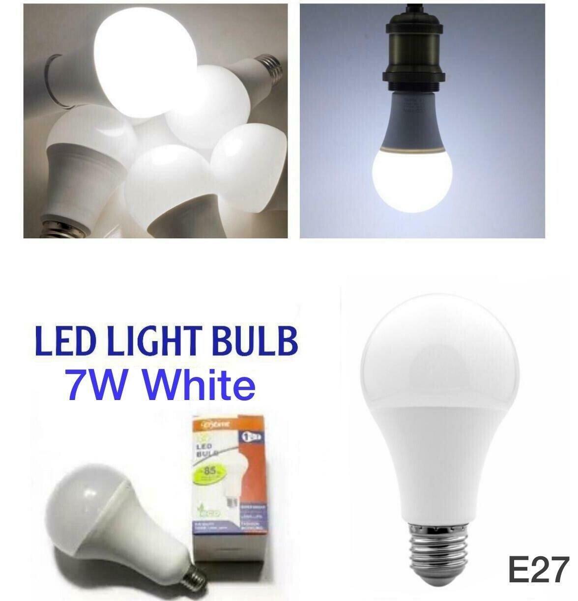 LED Bulb (white 7W)