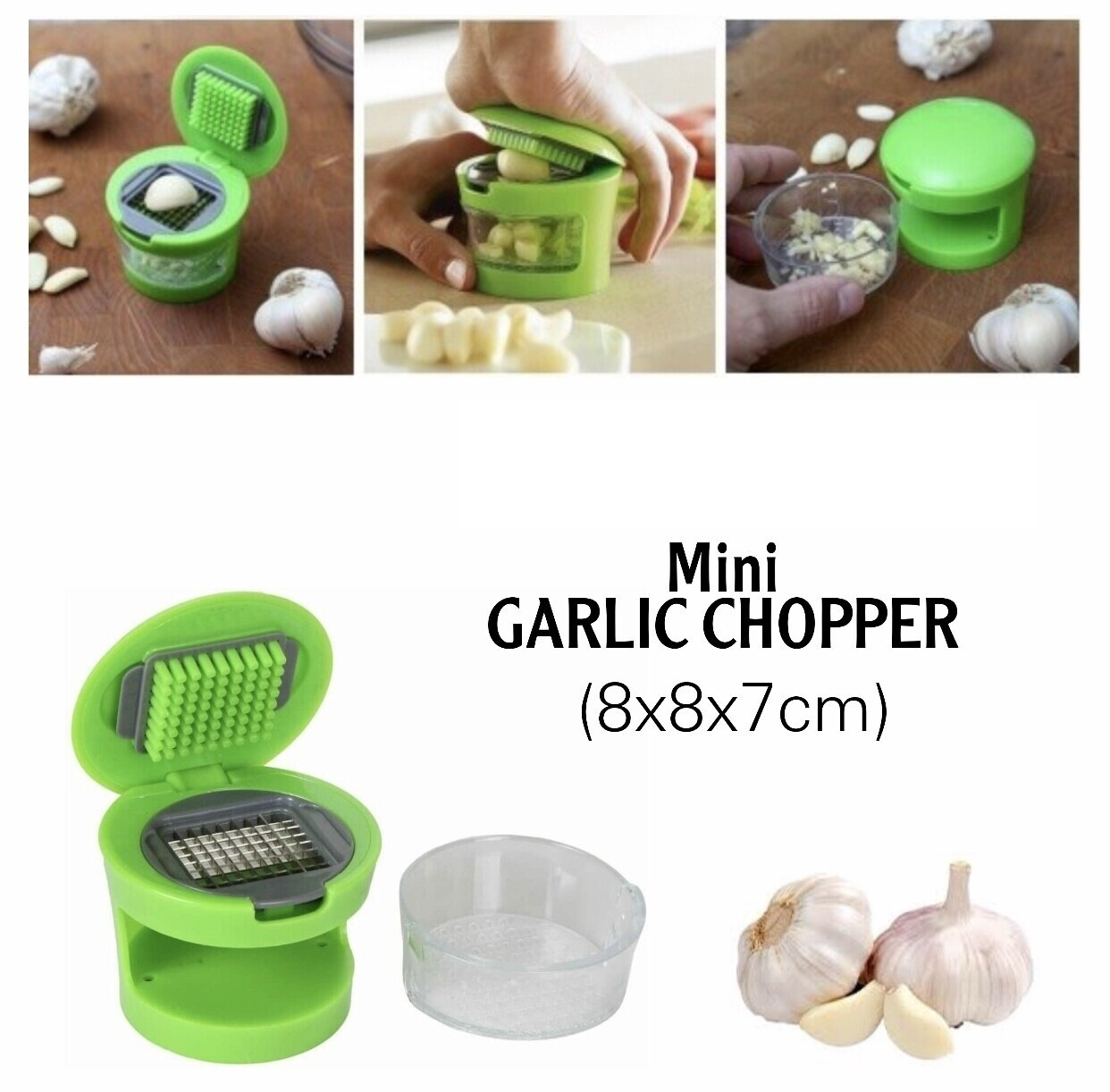 Mini Garlic Chopper