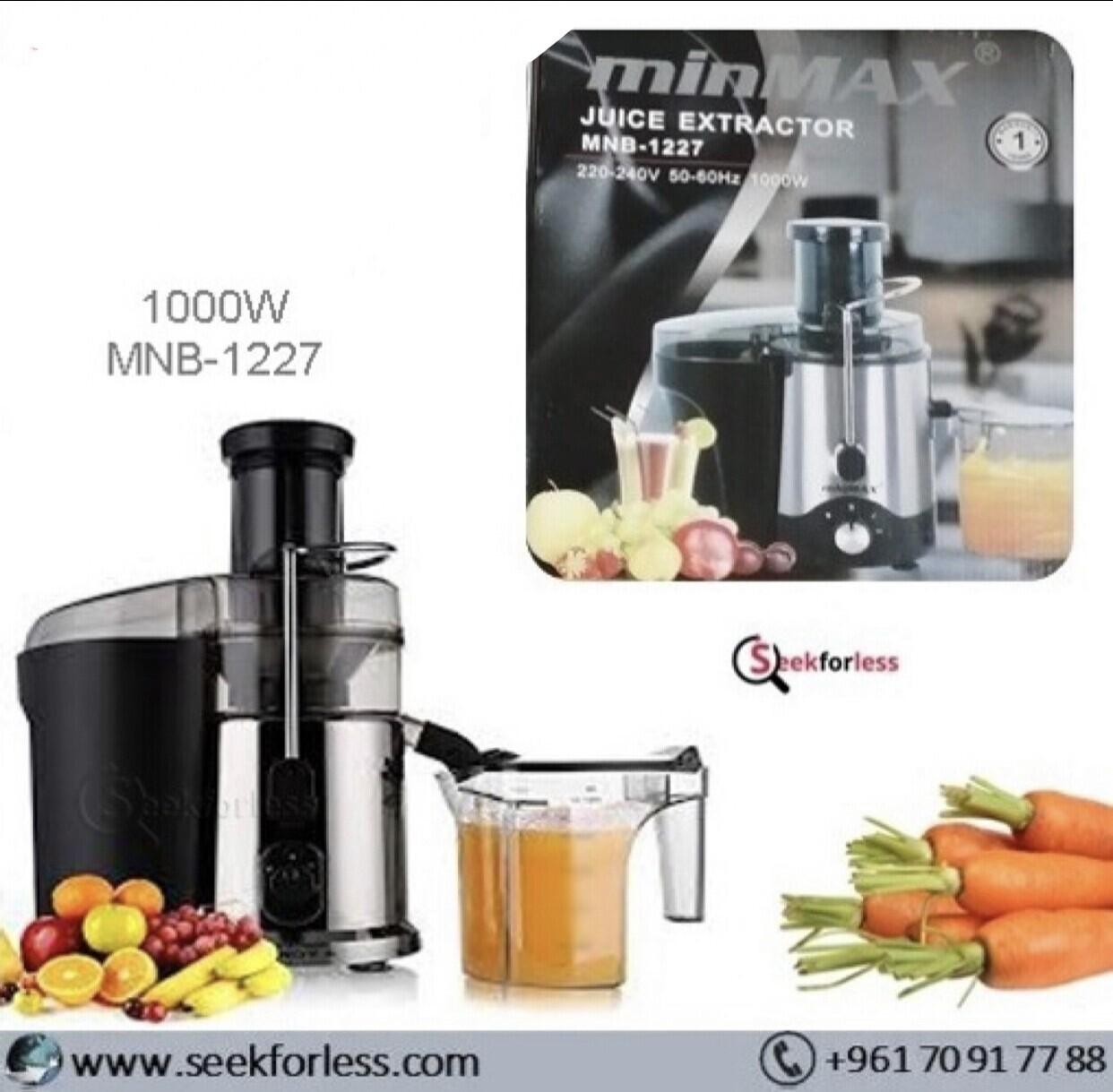 """MINMAX"" Juice Extractor (1227)"