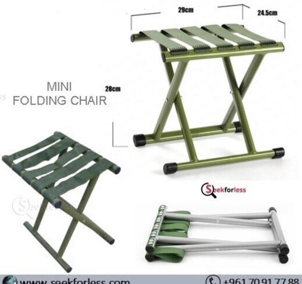 Mini Folding Chair