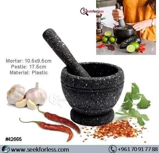 Mortar & Pestle Set