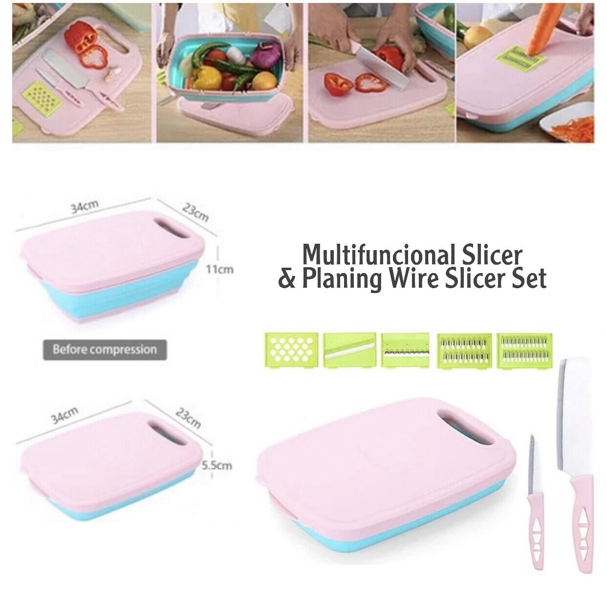 Multifuncional Slicer Set