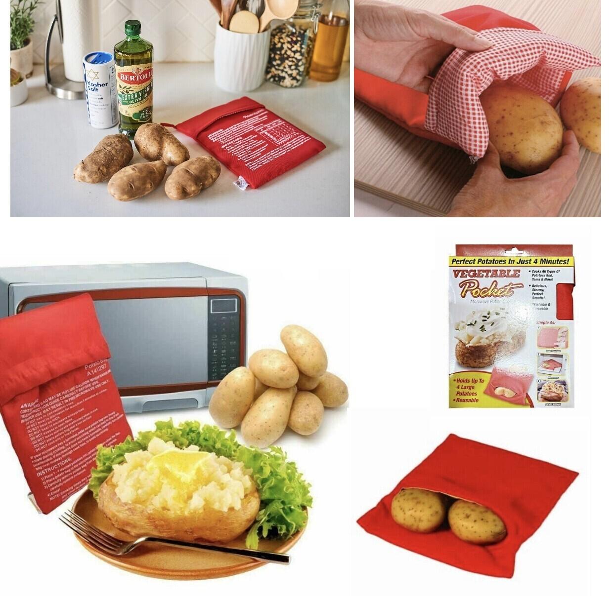 Potato Microwave Cooker