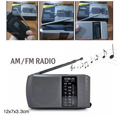 Radio (ICF-8)