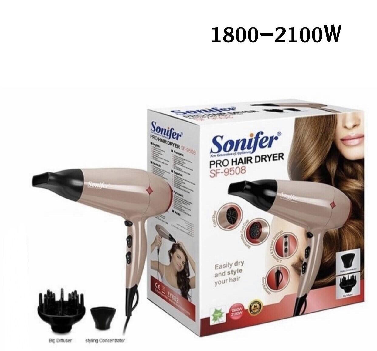 SONIFER Hair Dryer SF-9508