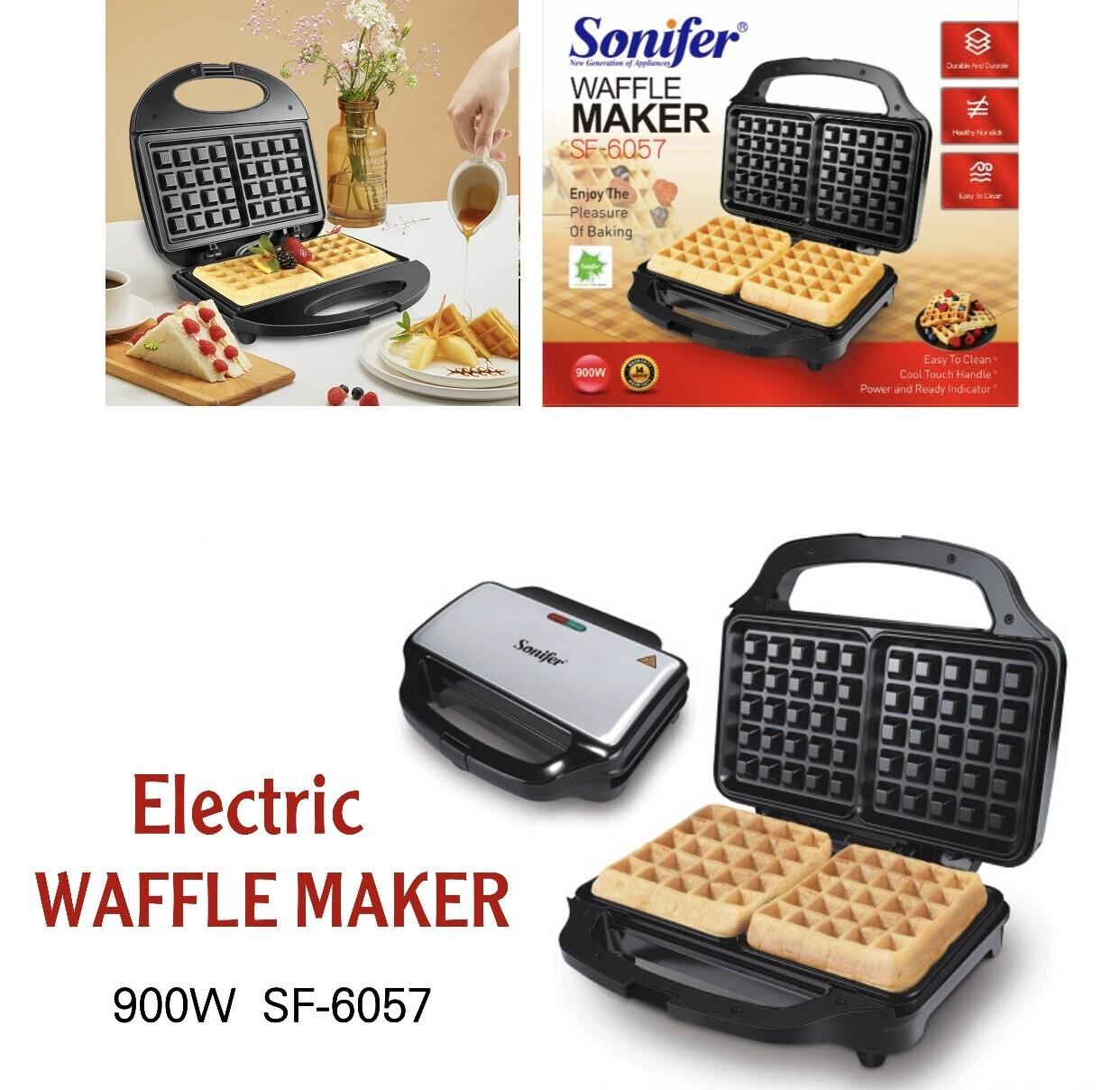 Waffle Maker (SF-6057)