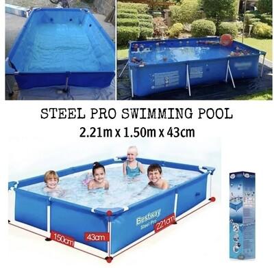 Swimming Pool 221x150x43cm
