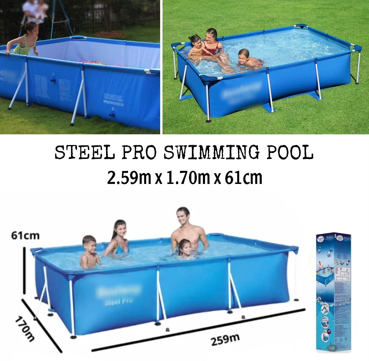 Swimming Pool 259x170x61cm