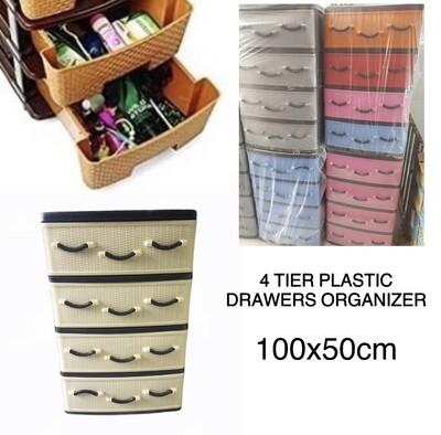 4-Tier Drawer Organizer