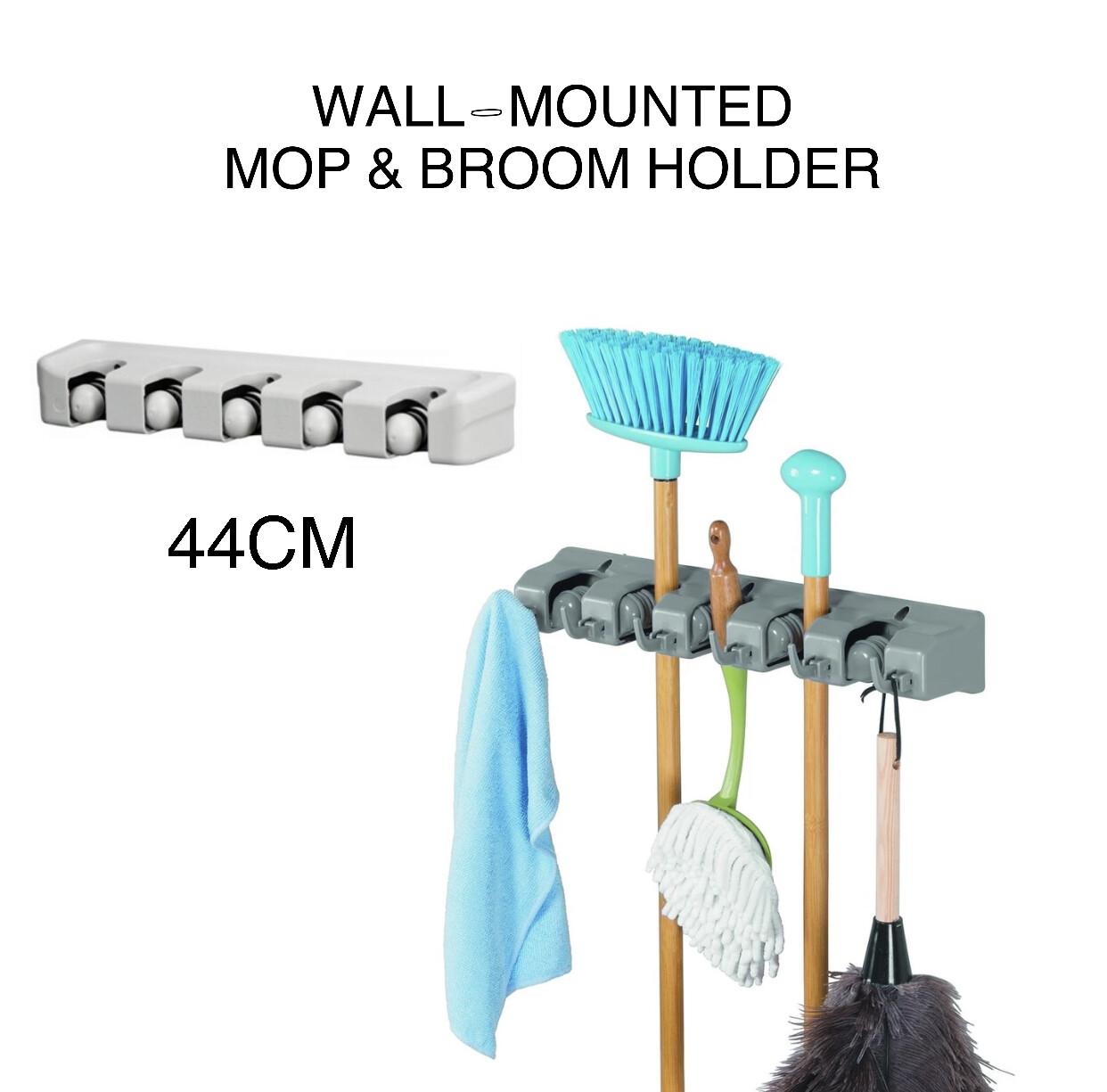 Broom Holder
