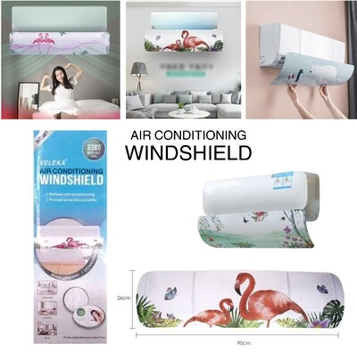 Air Conditioning Windshield