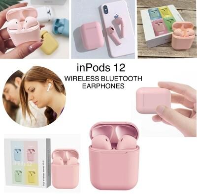 inPods Bluetooth Earphones