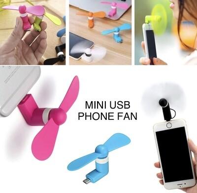 Mini Phone Fan