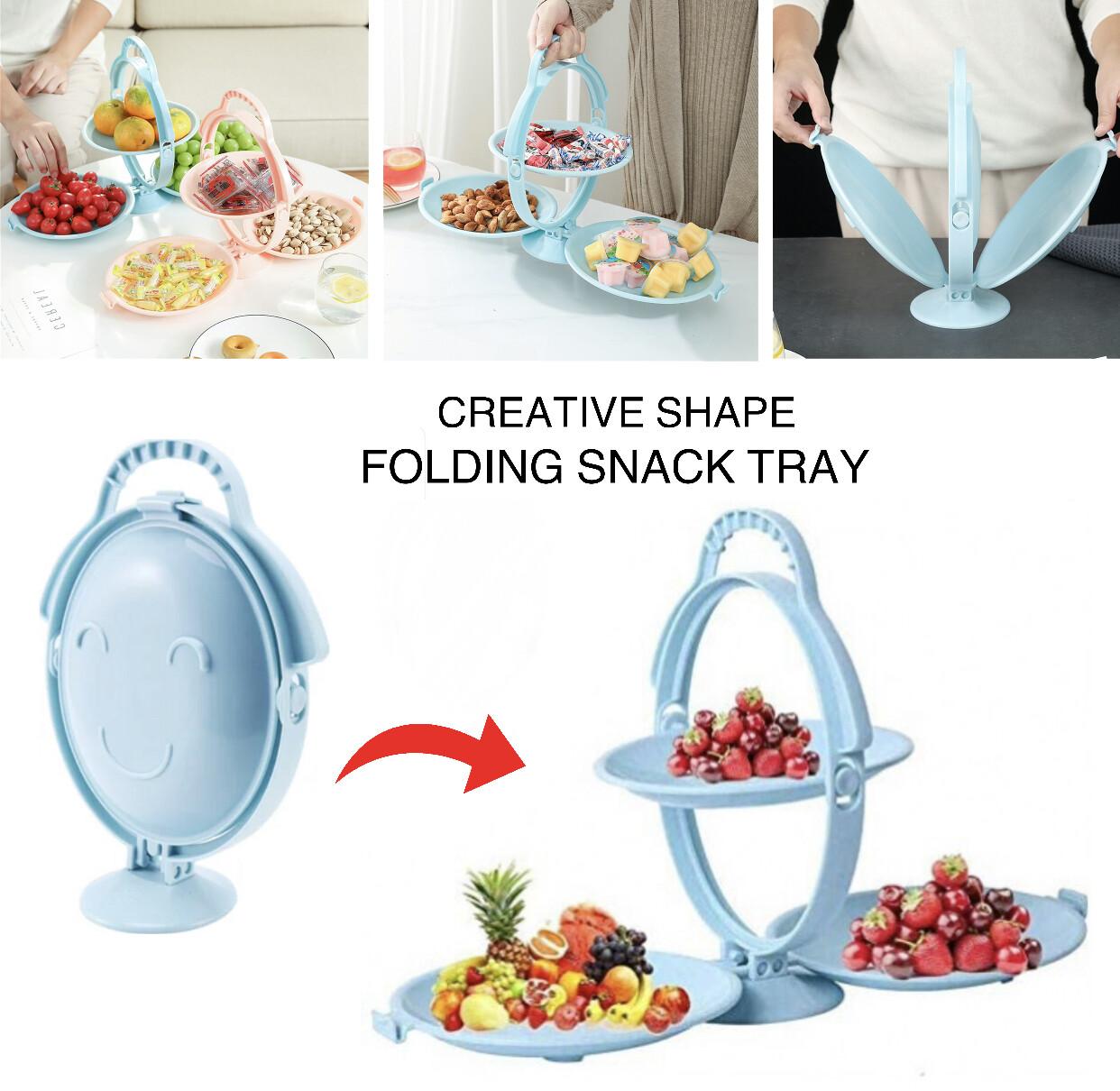 3-Ply Snack Tray