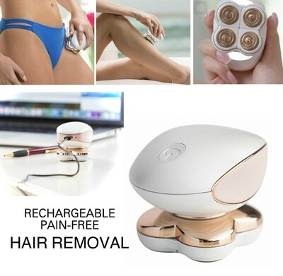 Pain-Free Hair Removal