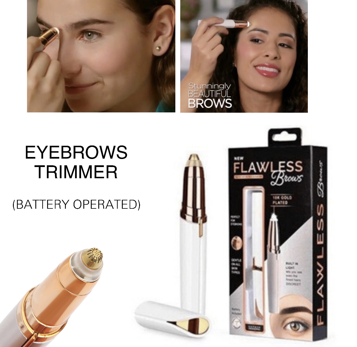 Eyebrows Trimmer