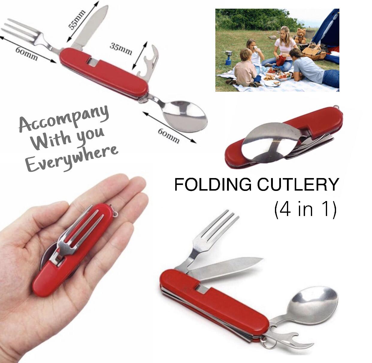 Folding Cutlery