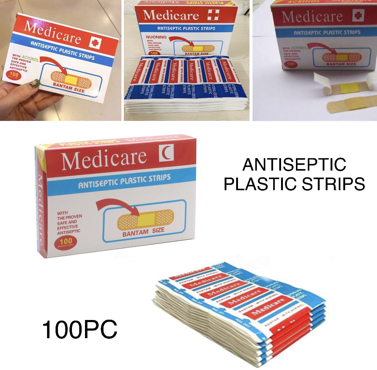 Antiseptic Strips (100pc)