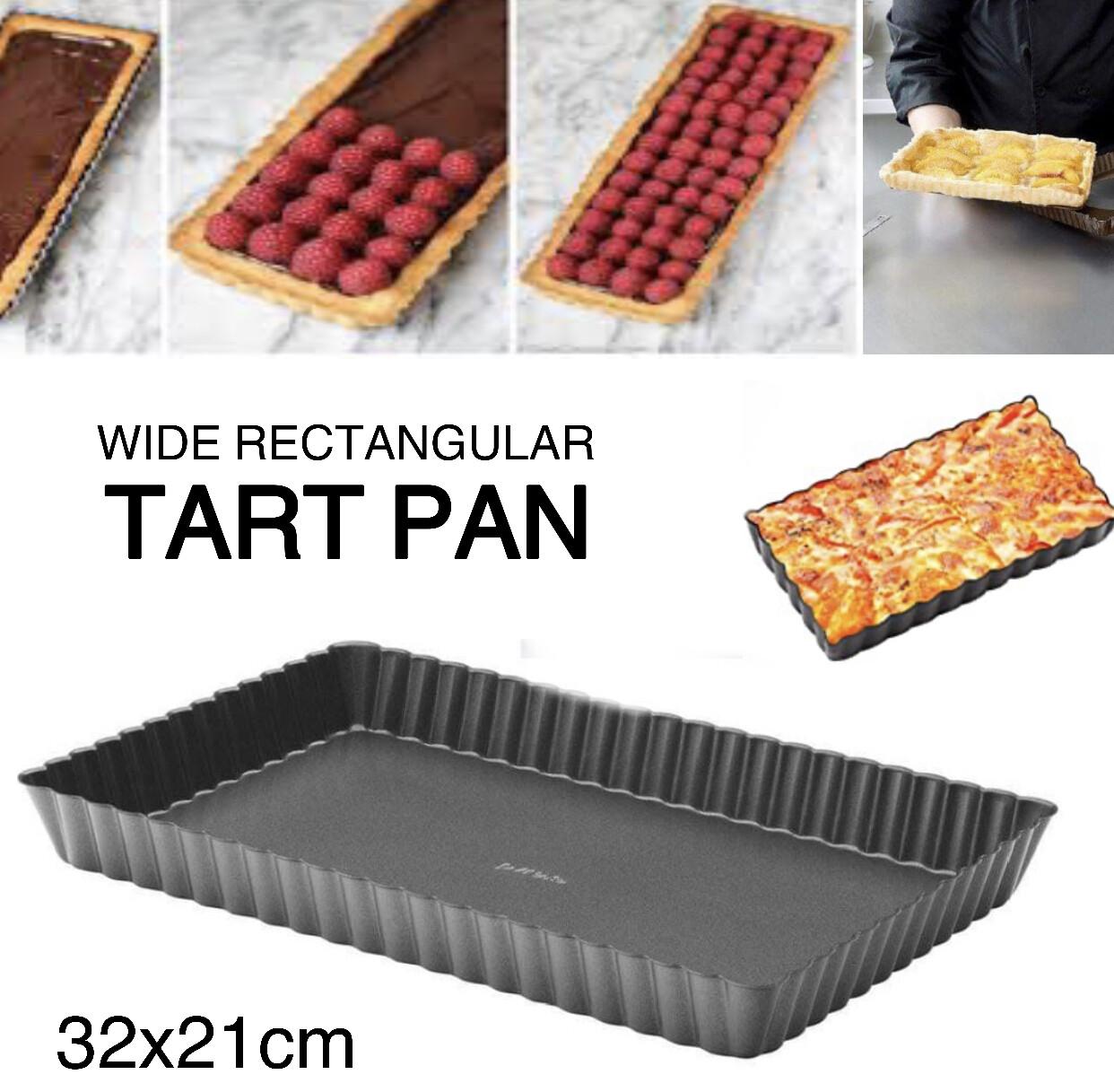 Rectangular Tart Pan 32cm