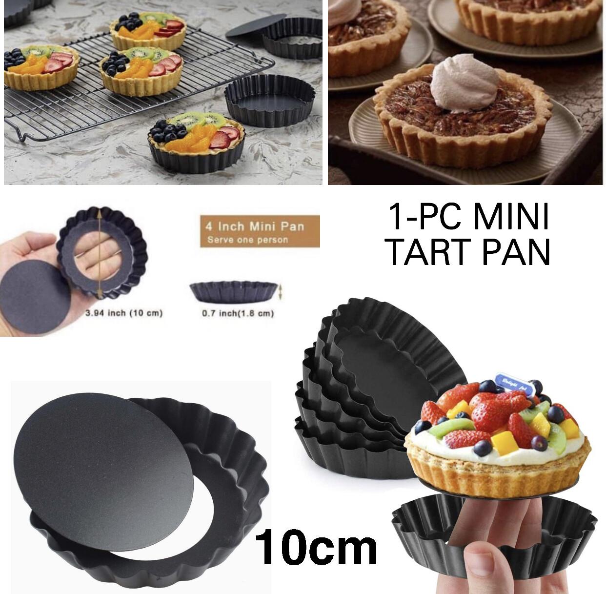 1-Pc Tart Pan 10cm