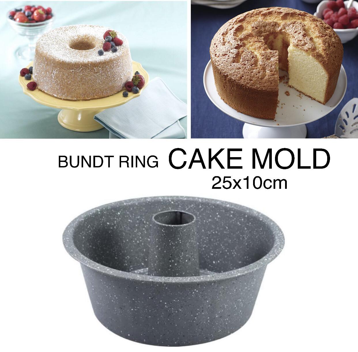 Bundt Ring Cake Pan