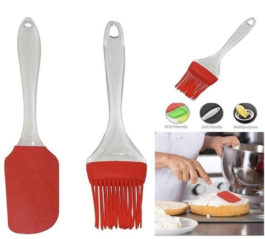 Spatula & Brush