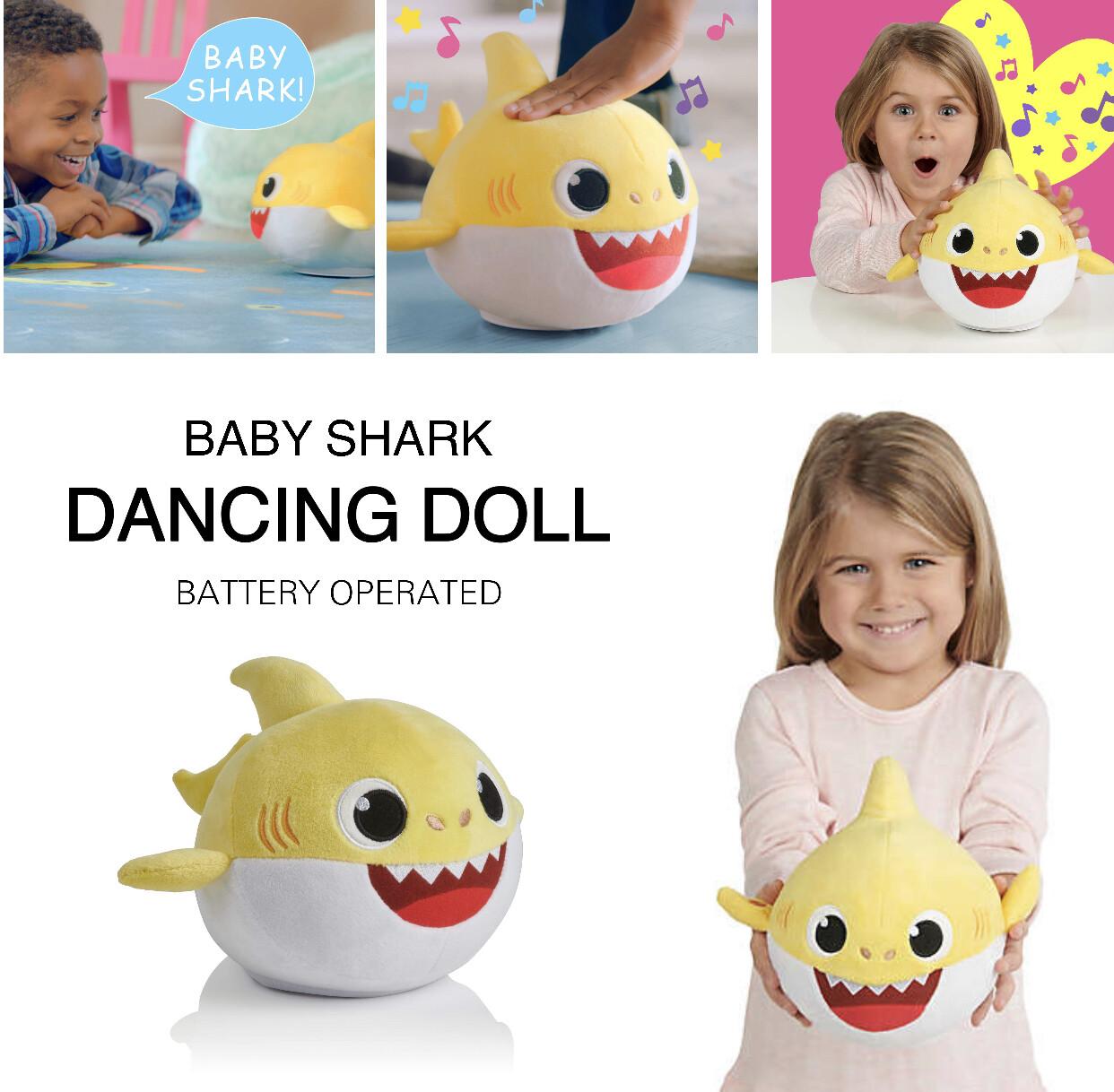 Dancing Doll (Pink)