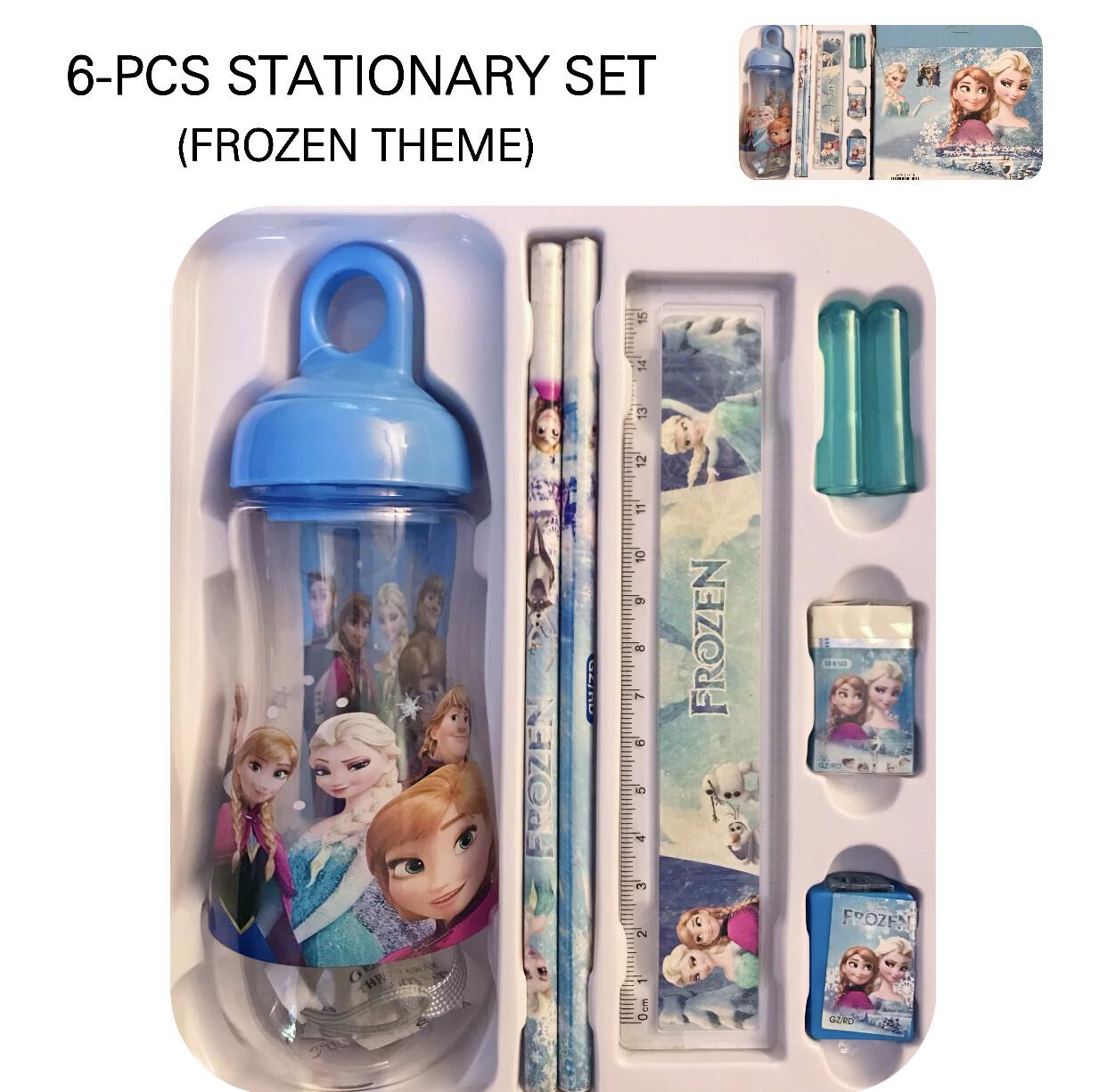 6-Pcs Stationery Set
