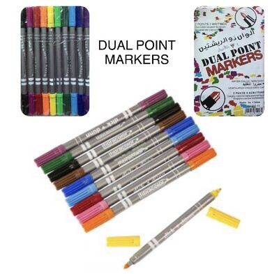 Dual Point Markers