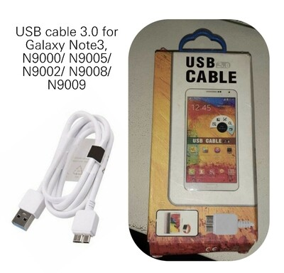 USB Cable For Note3
