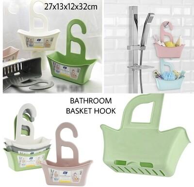 Bathroom Basket Hook