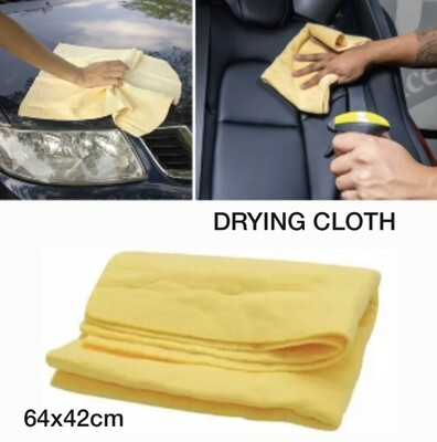 Leather Drying Cloth