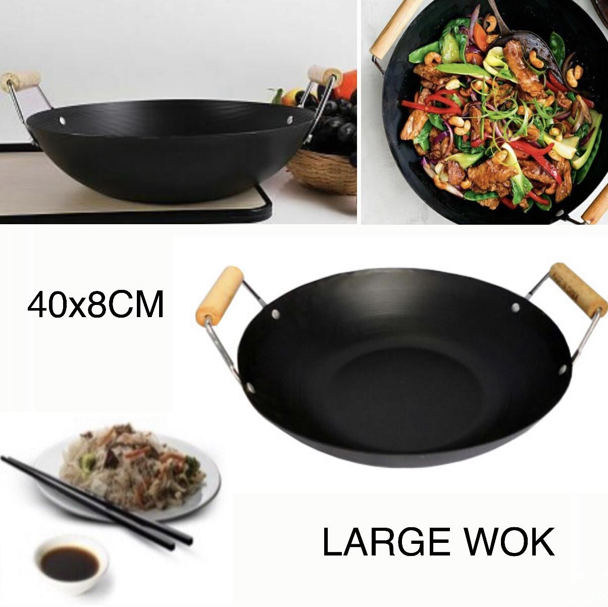Cooking Wok 40cm
