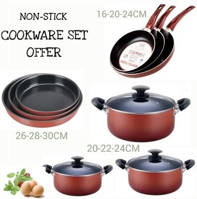 9-Pcs Cookware Offer